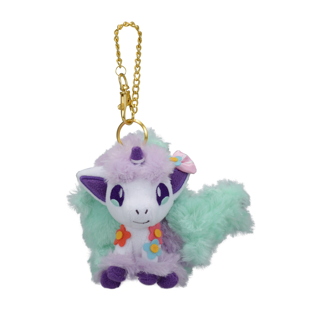 Galarian Ponyta Plush Keychain Easter Pokemon Center 2020 Japan