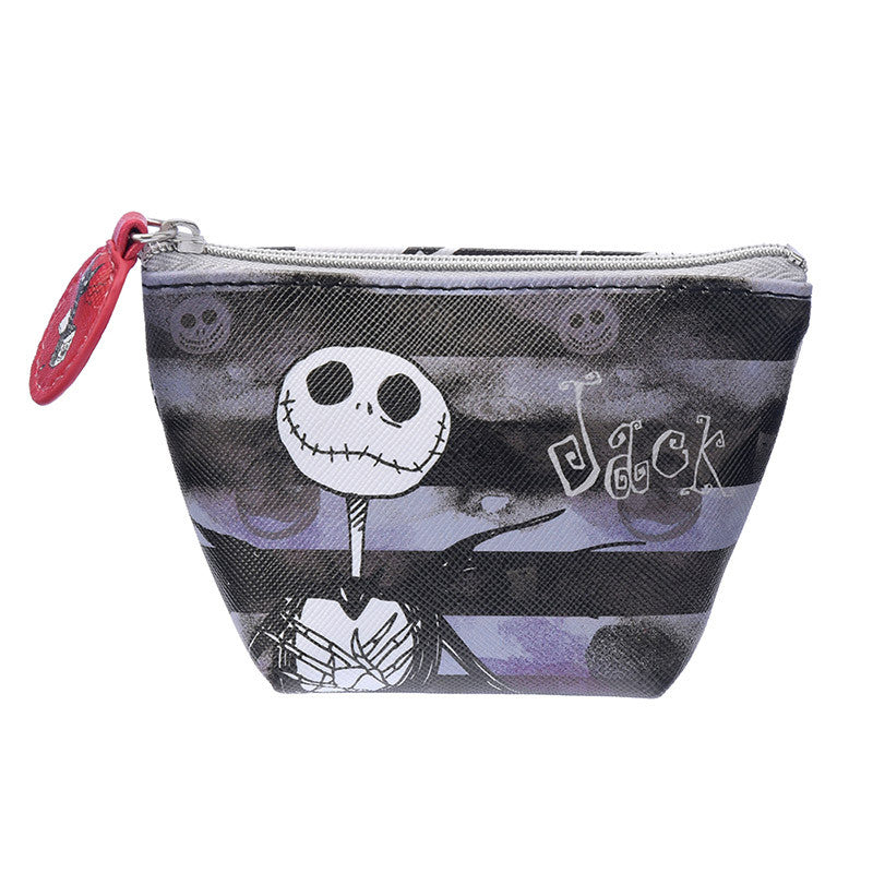 Jack mini Pouch S Nightmare Before Christmas Disney Store Japan
