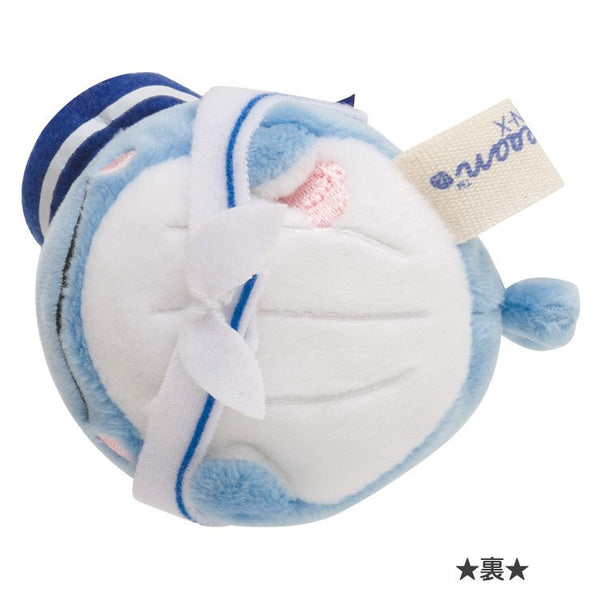 Kokujira Whale Soft Plush Keychain Jinbei San Deep Sea Friends San-X Japan