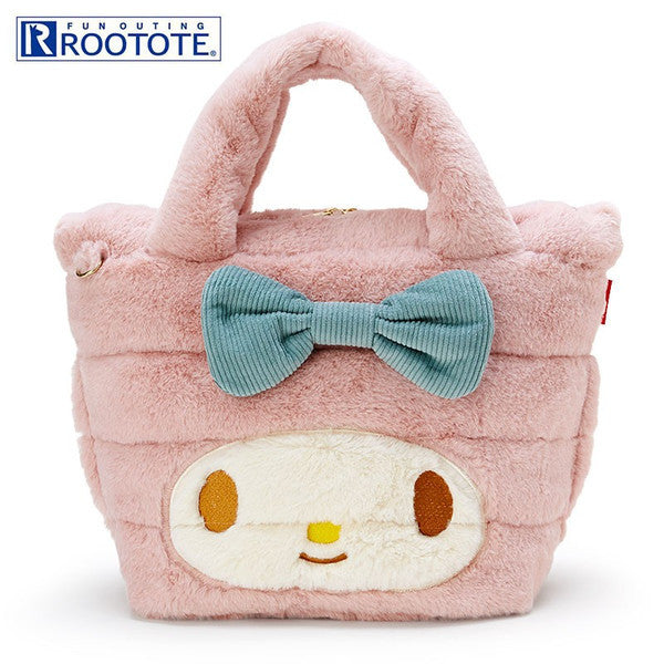 My Melody Tote Bag ROOTOTE FEATHER ROO DELI Sanrio Japan