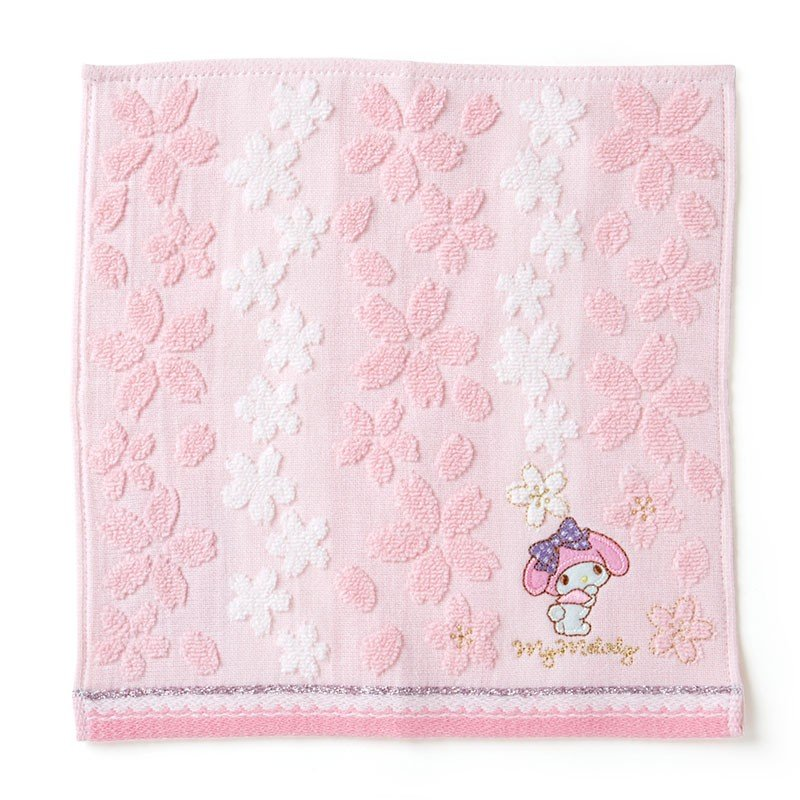 My Melody mini Towel Sakura Sanrio Japan 2020