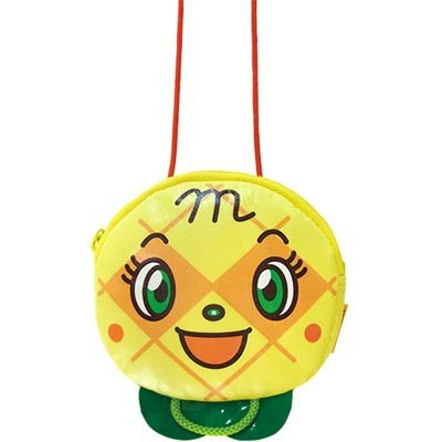 Melon panna mini Pochette Bag Anpanman Japan Kids ANJ-1001