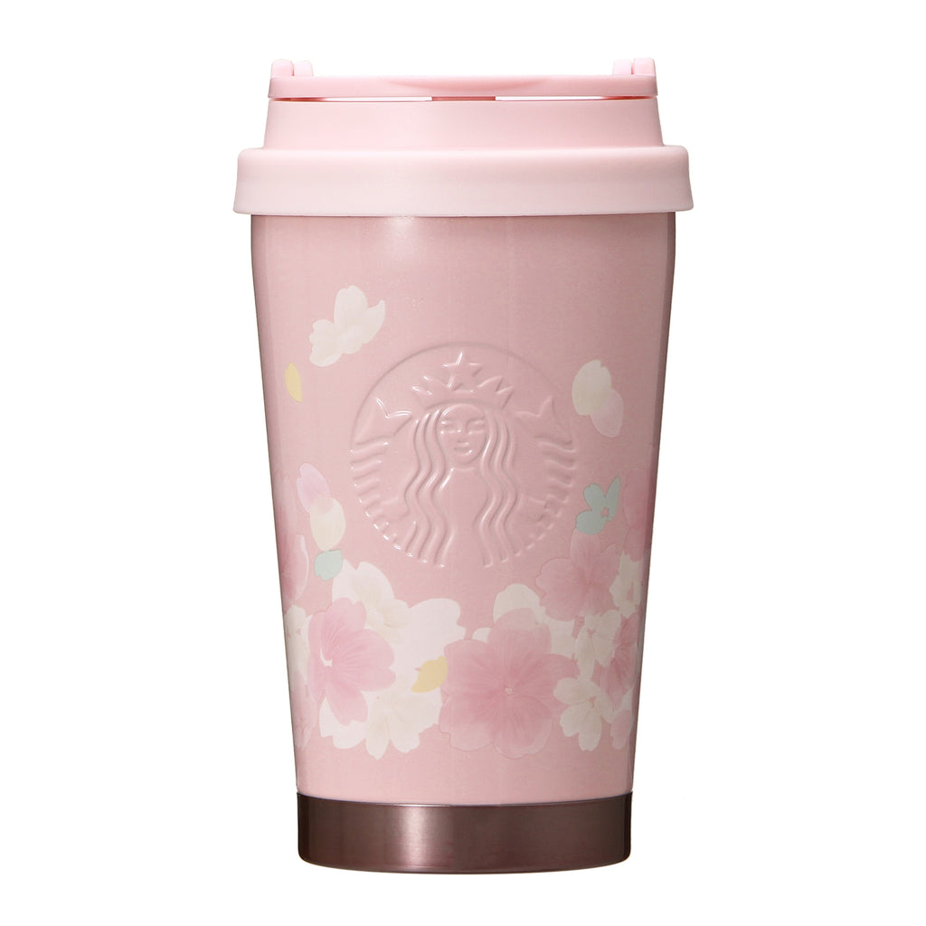 Stainless TOGO Logo Tumble Breeze 355ml SAKURA 2020 Starbucks Japan 12oz