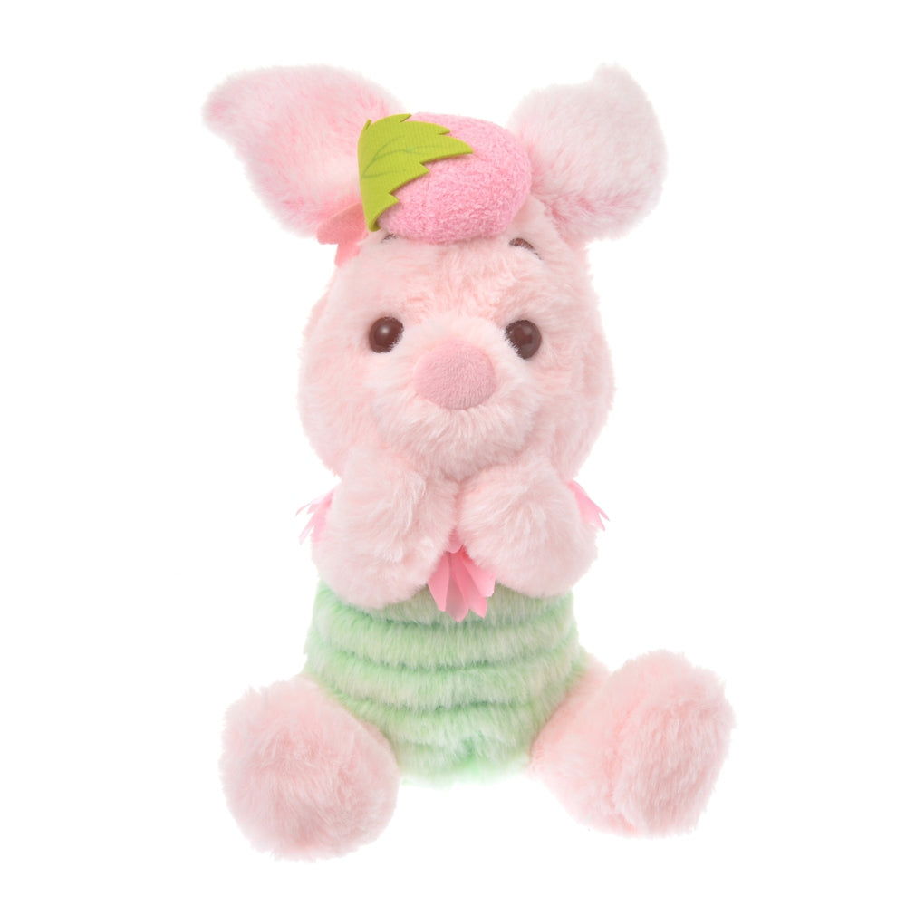 Piglet Plush Doll Sakura 2021 Disney Store Japan Winnie the Pooh