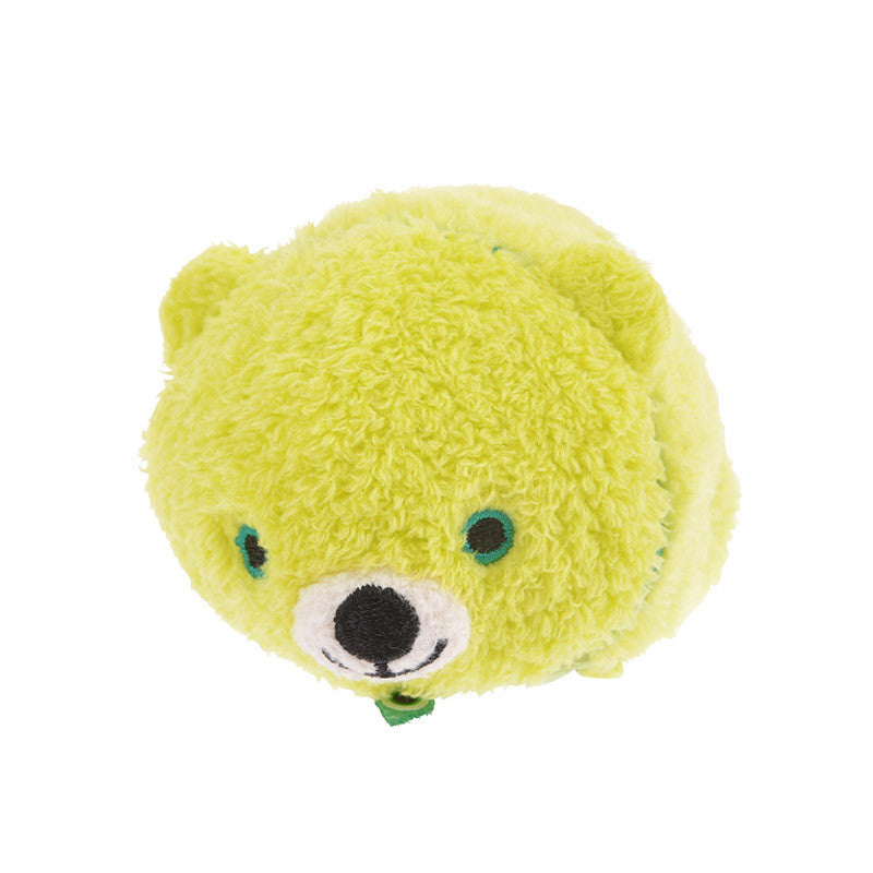 UniBEARsity Melon Mike Plush Tsum Tsum mini S Disney Store Japan Monsters Inc