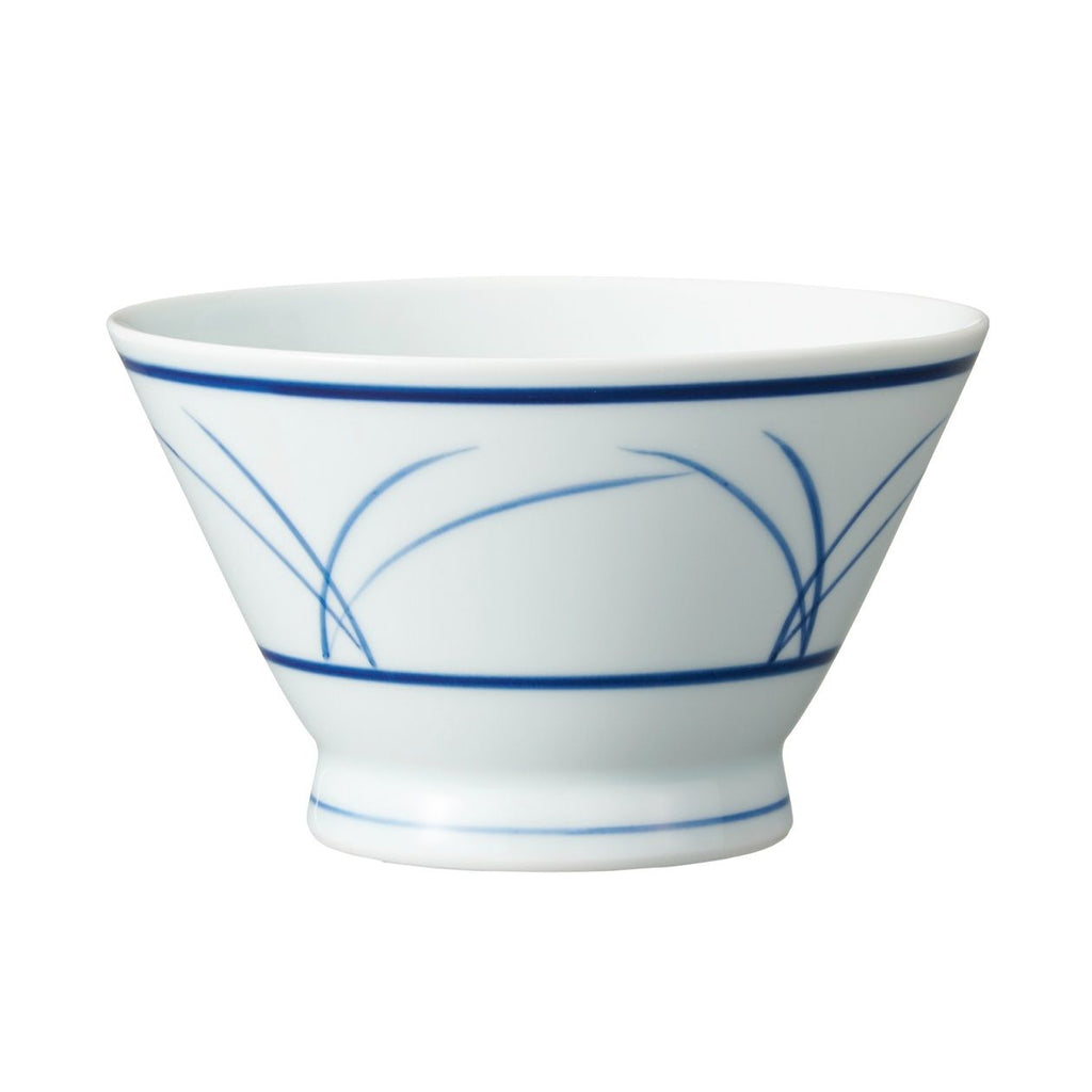 Rice Bowl Hasami Ware MUJI Japan
