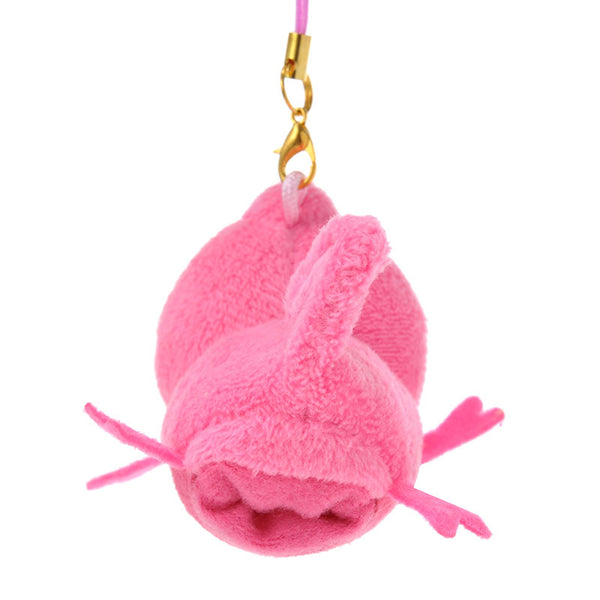 Pascal Mobile Cleaner Disney Store Japan Strap Plush Key Chain NEW