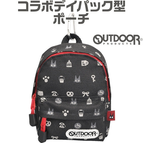 Kiki's Delivery Service Jiji Pouch Backpack shape Studio Ghibli OUTDOOR Japan