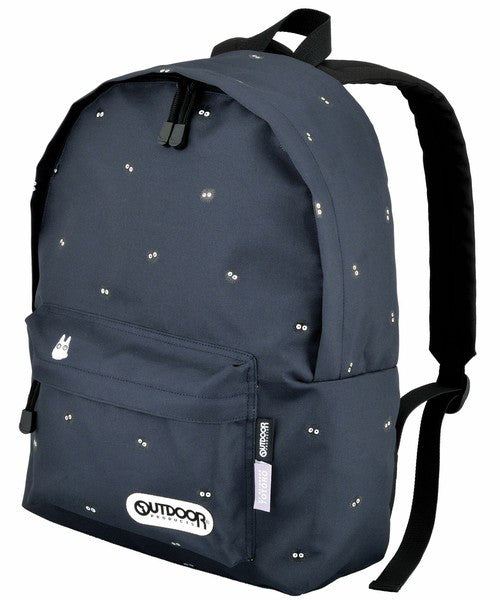 My Neighbor Totoro Makkuro kurosuke OUTDOOR Daypack Backpack Studio Ghibli Japan