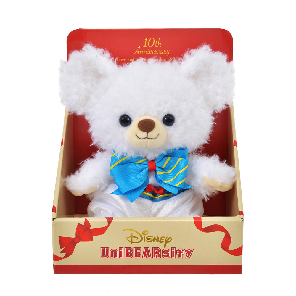 Whip Plush Doll S UniBEARsity 10th Anniversary Disney Store Japan