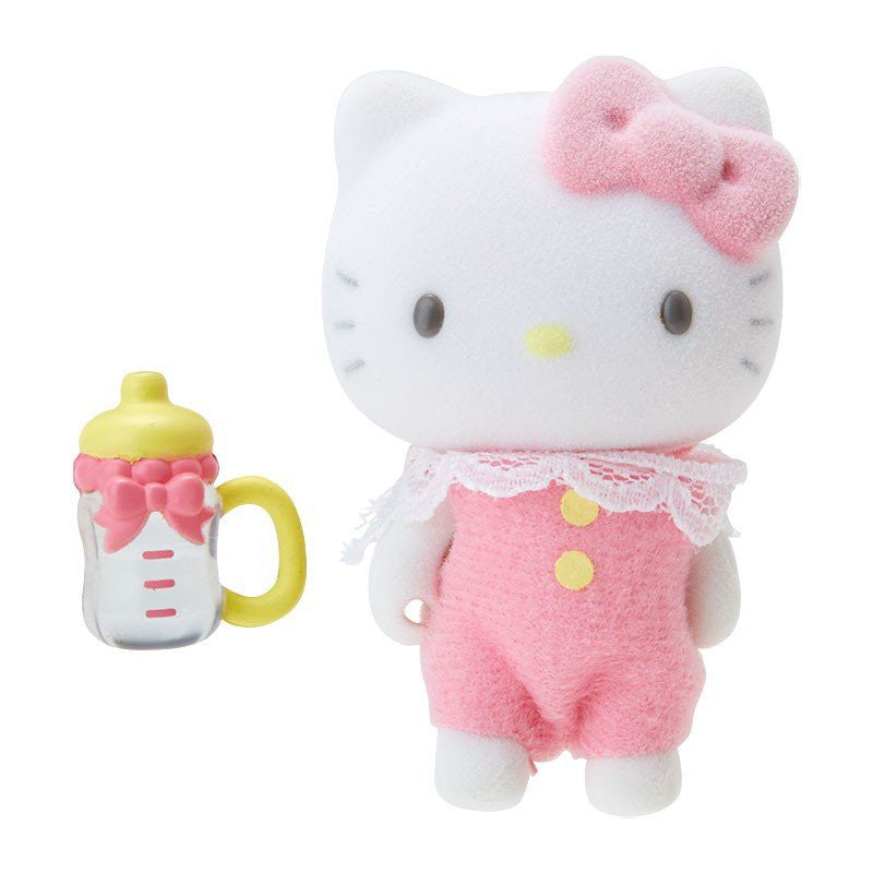 Hello Kitty Dress Up Soft Vinyl Baby Mascot Sanrio Japan
