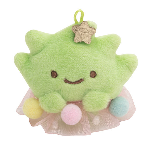 Sumikko Gurashi Weed Tree mini Tenori Plush Doll San-X Japan Christmas 2020