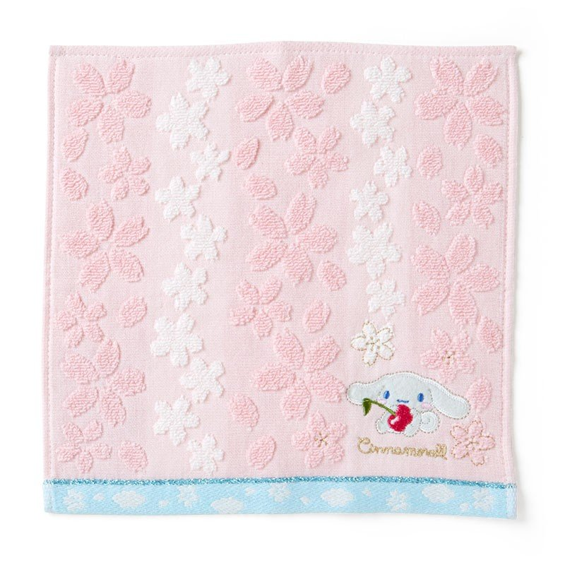 Cinnamoroll mini Towel Sakura Sanrio Japan 2020