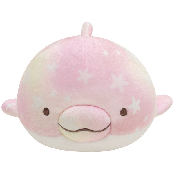Pearl Color Dolphin Super Soft Mochi Plush Doll S San-X Japan Jinbe San