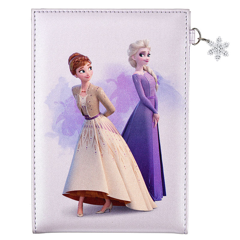 Anna & Elsa Folding Mirror Frozen 2 Disney Store Japan