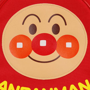 Anpanman Kids Backpack Red Japan 4975967182648