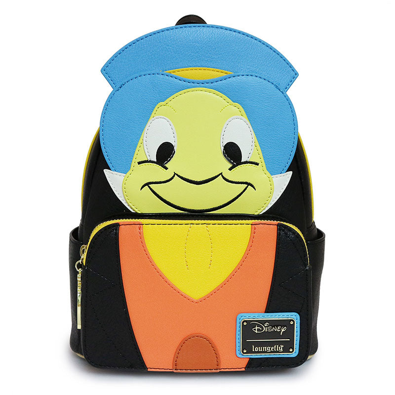 Jiminy Cricket Backpack Loungefly Disney Store Japan Pinocchio
