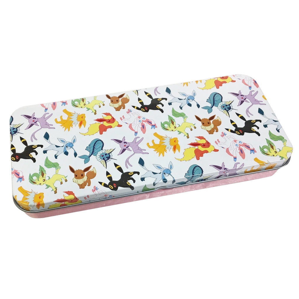 Eevee Eievui & Friends Can Pen Case Pokemon Center Japan Original