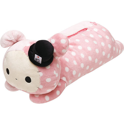 Sentimental Circus Plush Tissue Cover Case Mouton Hometown San-X Japan