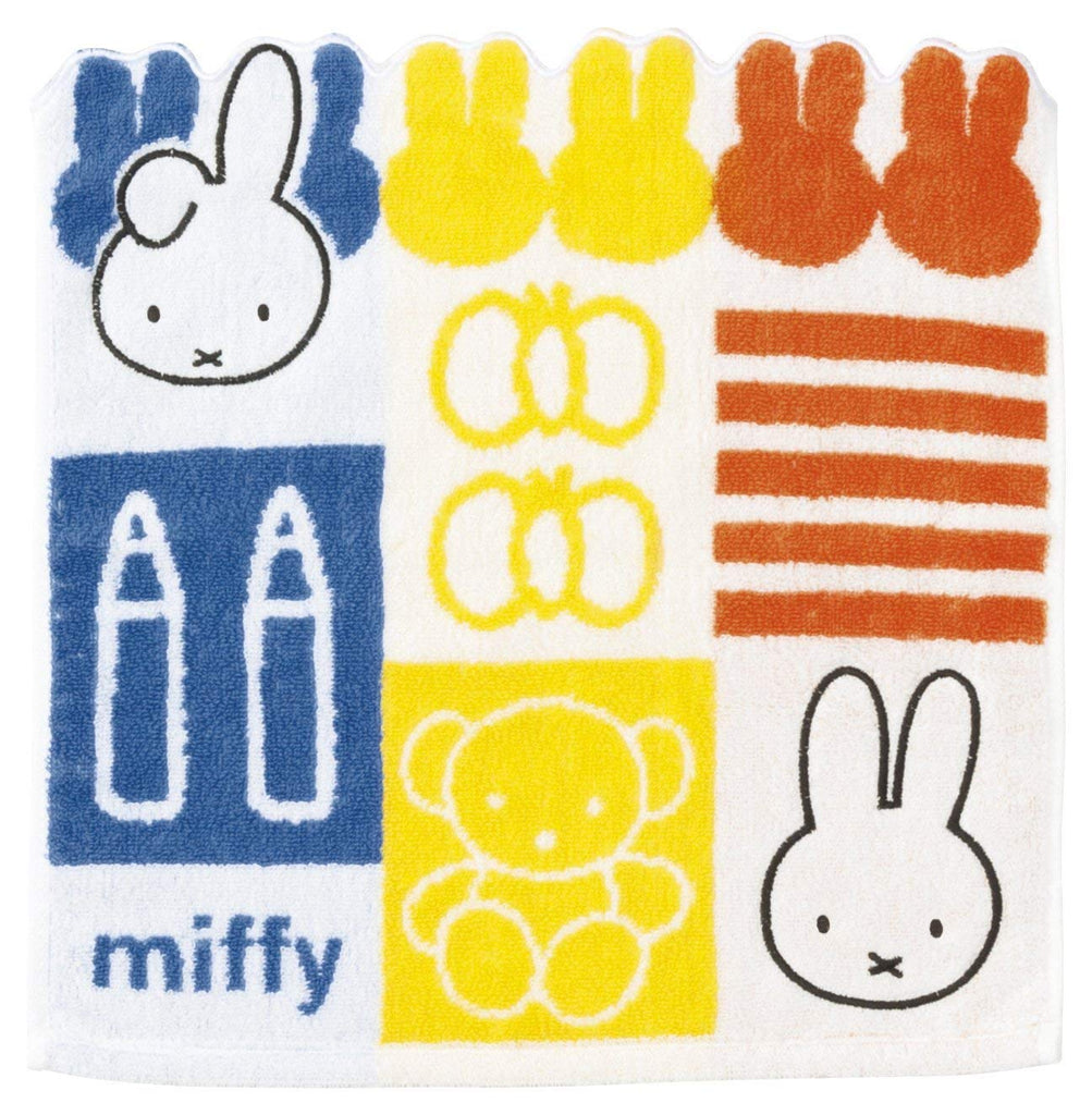 Miffy Hand Towel Peace Miffy Japan Dick Bruna