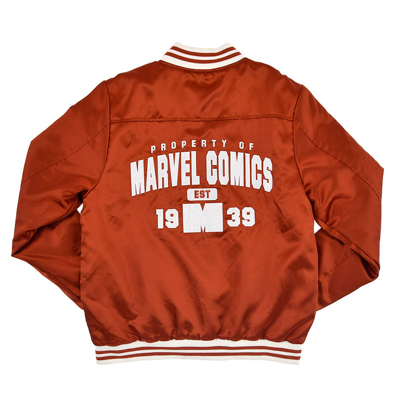Marvel Blouson 2L American Vintage For 80th Anniversary Disney Store Japan