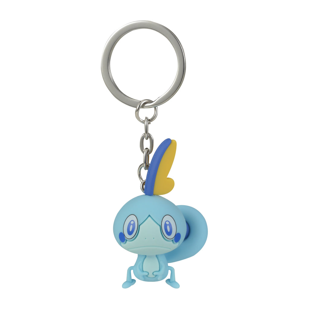 Sobble Messon Mascot Keychain Key Holder Sword Shield Pokemon Center Japan