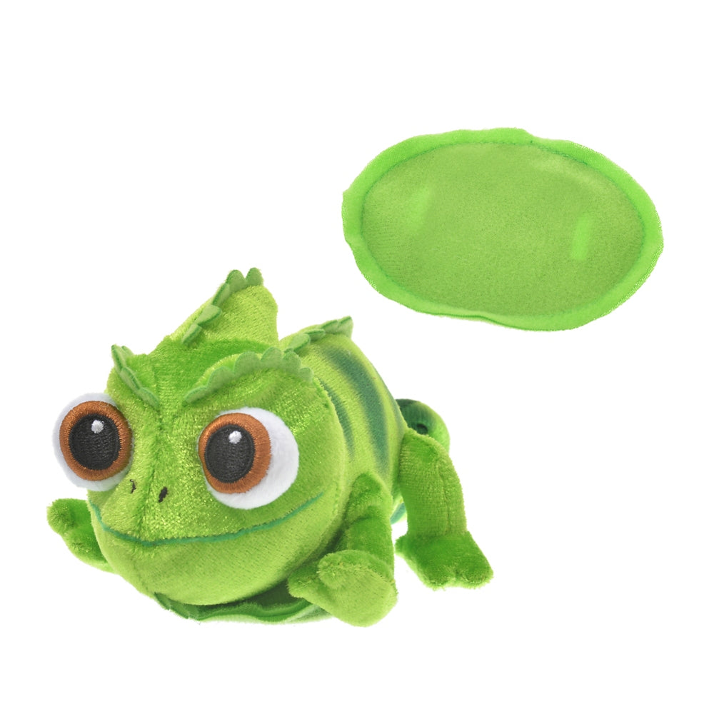 Pascal Shoulder Plush Doll Tangled 10 Years Disney Store Japan