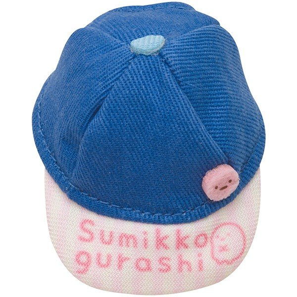Sumikko Gurashi Costume for mini Plush Cap with Logo San-X Japan