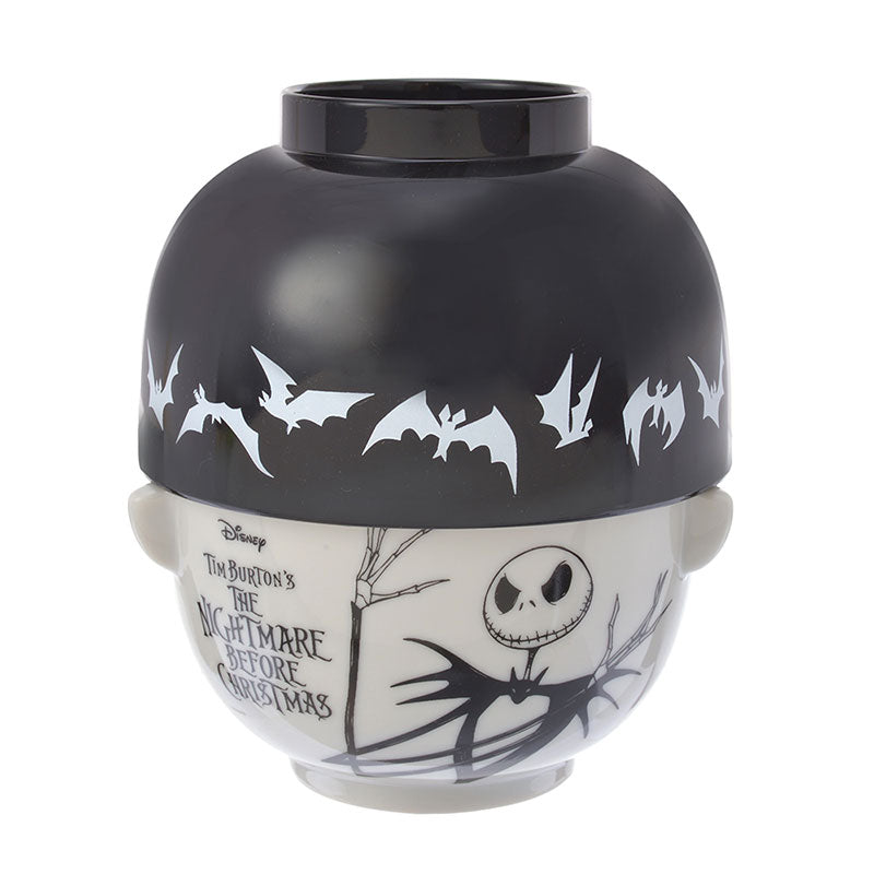 Nightmare Before Christmas Jack Bowl Set Disney Store Japan