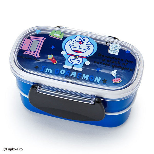 I'm DORAEMON Lunch Box Bento 2 Stage Strawberry Sanrio Japan