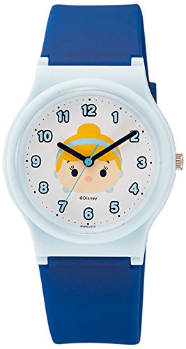 Cinderella Tsum Tsum Wrist Watch Waterproof HW00-010 CITIZEN Q&Q Japan Disney