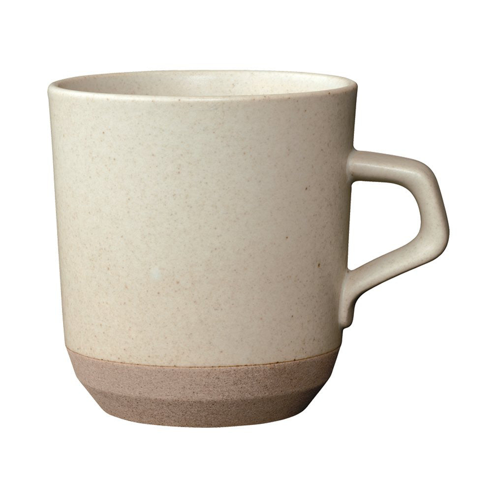 CERAMIC LAB Large Mug Cup CLK-151 410ml Beige KINTO Japan 29518