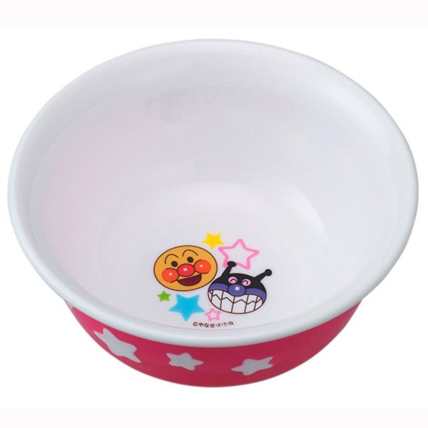 Anpanman Rice Bowl Red Japan Kids Baby