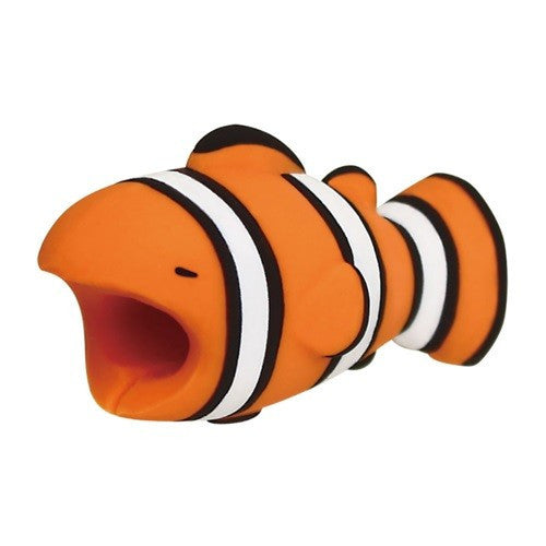 Clownfish CABLE BITE Protection for iPhone Dreams Inc. Japan