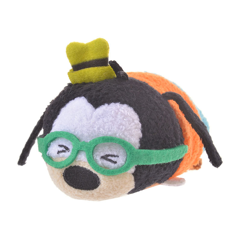 Goofy Tsum Tsum Plush Doll mini S KAFUN 2020 Pollen Disney Store Japan