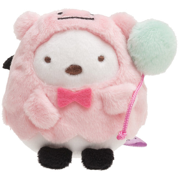 Sumikko Gurashi Shirokuma Bear mini Tenori Plush Doll Halloween 2019 San-X Japan