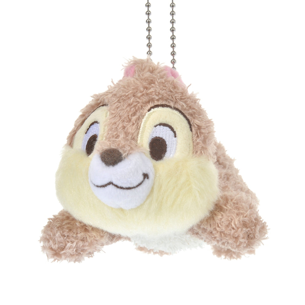 Chip Plush Keychain Candy Color Disney Store Japan 2021