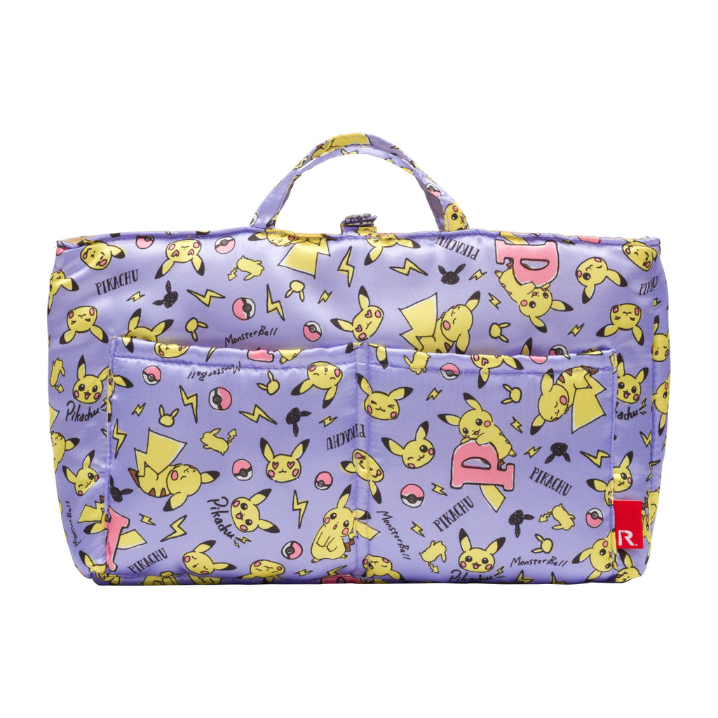 Pikachu drawing ROOTOTE ROO Carriage PD Bag in Bag Pokemon Center Japan