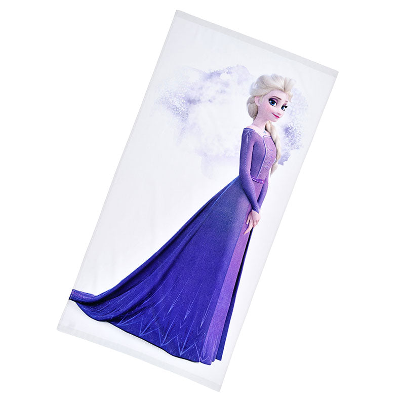 Elsa Bath Towel Frozen 2 Disney Store Japan