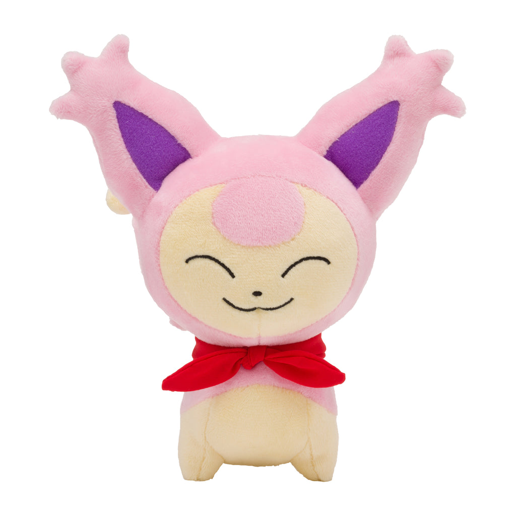 Skitty Eneco Plush Doll Mystery Dungeon Rescue Team DX Pokemon Center Japan