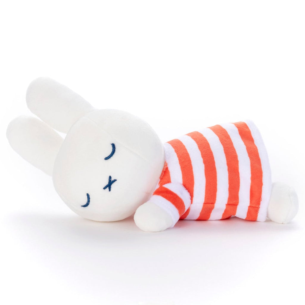 Miffy Plush Doll S Suyasuya Sleeping Stripes Takara Tomy Japan