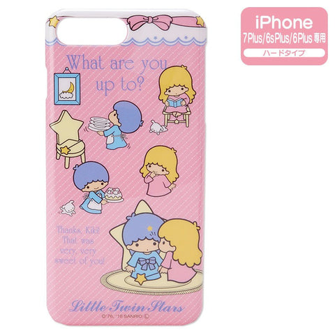 Little Twin Stars iPhone 7 6s 6 Plus Hard Case Cover Up Sanrio Japan