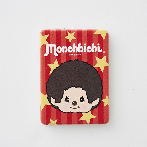 Monchhichi Compact Mirror Star Japan