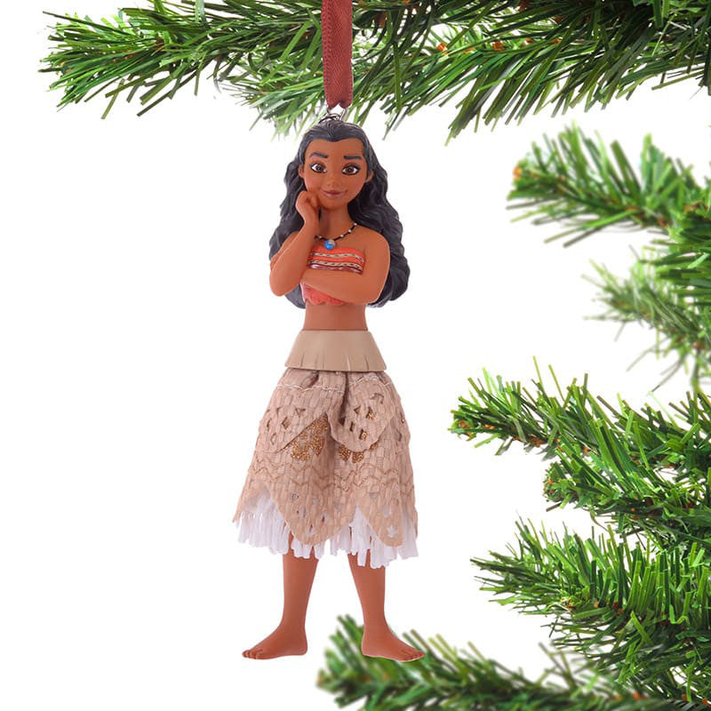 Moana Christmas Tree Ornament Disney Store Japan 2018