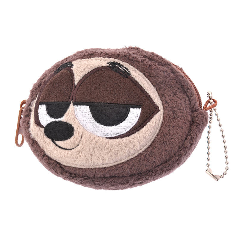 Zootopia Flash Coin Case Pouch Strap Disney Store Japan