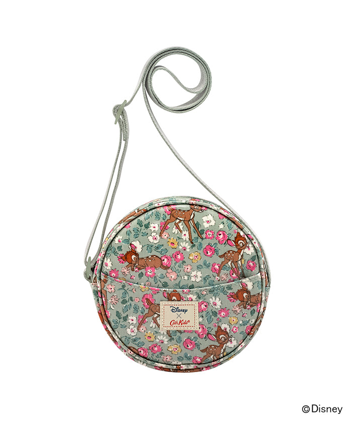 Bambi Kids Round Handbag Shoulder Bag Cath Kidston Disney Japan ...