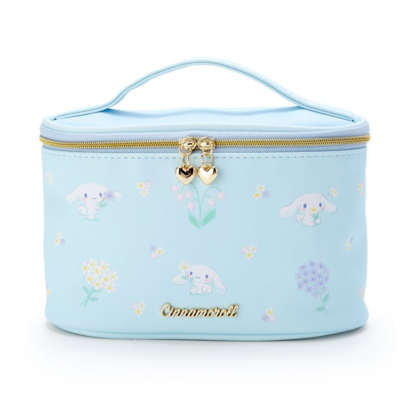 Cinnamoroll Slim Vanity Pouch HAPPY SPRING Sanrio Japan