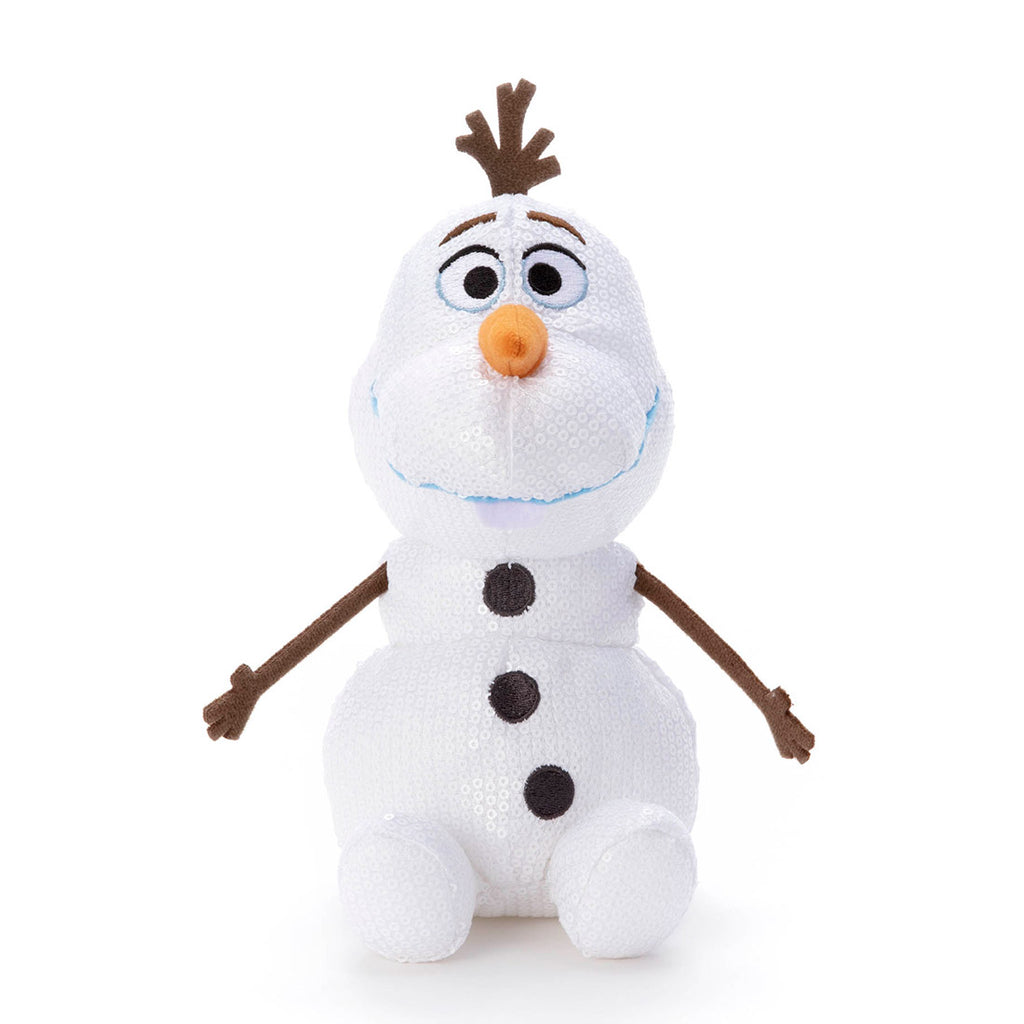 Frozen 2 Olaf Plush Pouch Disney Takara Tomy Japan