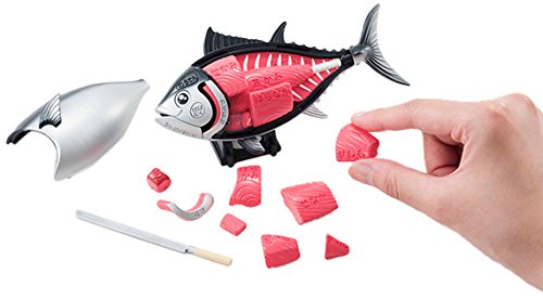 3D Puzzle Pacific Bluefin Tuna Demolition MEGAHOUSE Japan