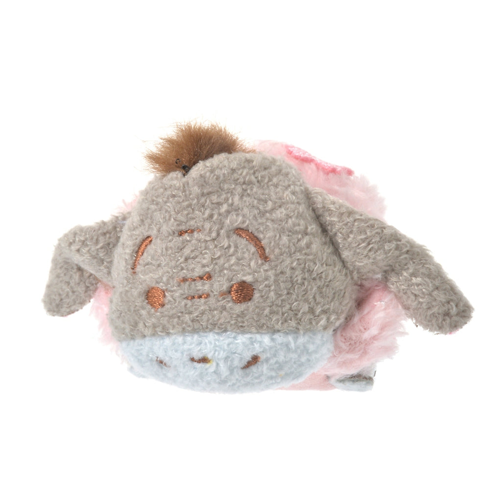 Eeyore Tsum Tsum Plush Doll mini S Disney Store Japan Sakura 2021